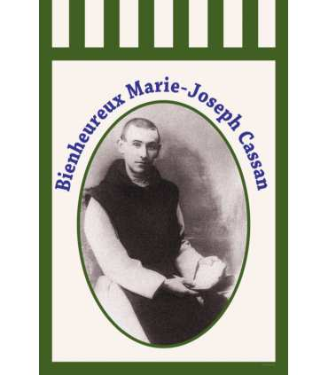 Banner Bienheureux Marie-Joseph Cassan (BA16-0025)