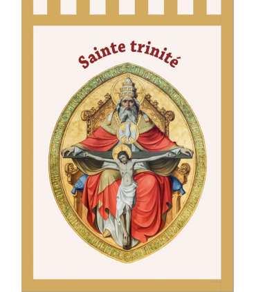 Bannière Sainte Trinité (BA16-0026)