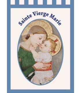 Bannière Notre Dame, la Sainte Vierge Marie (BA16-0029)