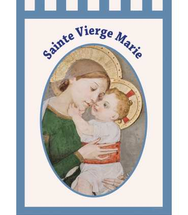 Banner Our Lady, The holy Virgin Marie (BA16-0029)