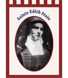 Bannière Sainte Edith Stein (BA16-0030)