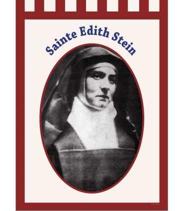 Banner Holy Edith Stein (BA16-0030)