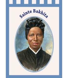 Bannière Sainte Bakhita (BA16-0031)