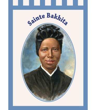 Banner Holy Bakhita (BA16-0031)
