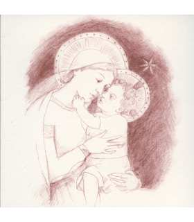 Cartes de la Nativité de Notre Dame de Loreto