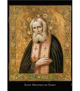 Saint Séraphin de Sarov (PO15-0080)