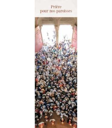 """Signet """"Prière pour nos paroisses (SAT0218)"""