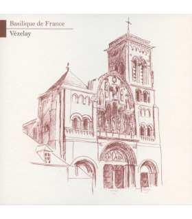 5 cartes Cathédrales de France (au choix)