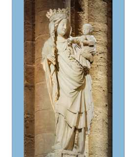 Vierge à l'enfant ND Paris (GF15-0088 )