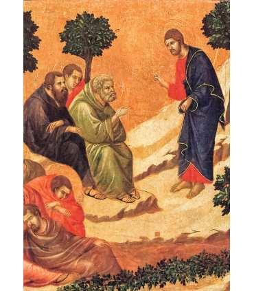 Jésus à Gethsémanie (GF15-0091)