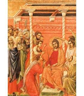 Christ aux outrages DUCCIO (GF15-0092)
