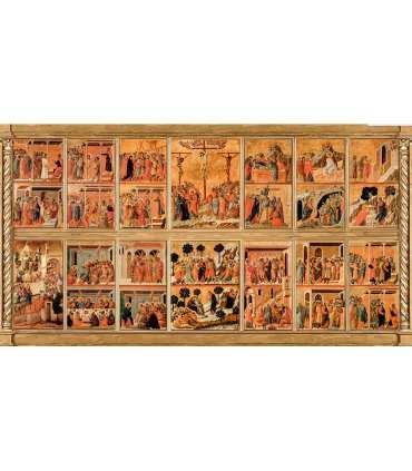 La MAESTA de Duccio