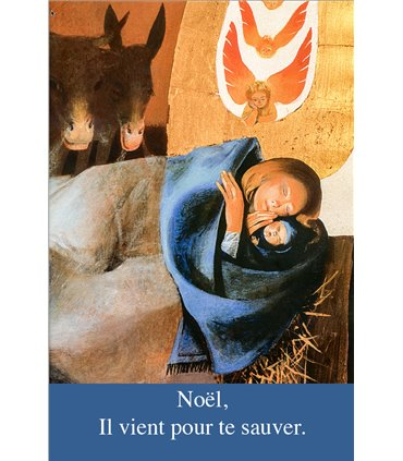 "Poster ""Noël - Arcabas"" (PO14-0028)"