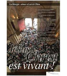 La liturgie, aimer et servir Dieu (Série de 8 affiches) (EX13-0014)