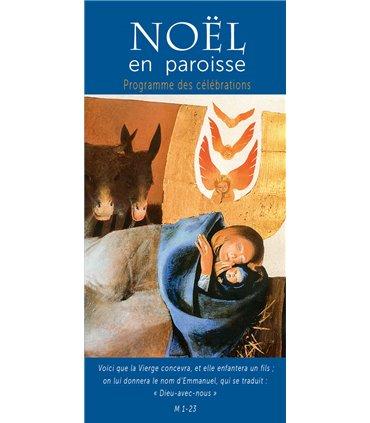 """Lot de Flyers personnalisables """" Noël """" (FP15-0035)"""