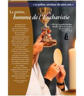 Le Prêtre, serviteur de votre joie