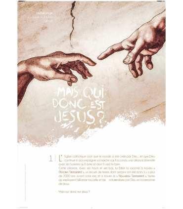 Mais qui donc est Jésus ? (Série de 12 affiches) (EX13-0026)