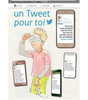 Un tweet pour toi (Série de 10 affiches) (EX15-0004)