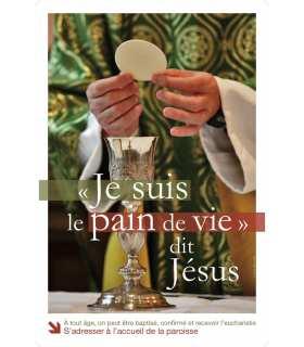 Poster devenir Chrétien-Eucharistie (PO13-0002)