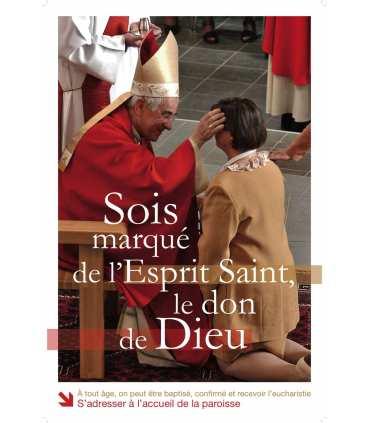 Poster devenir Chrétien-Confirmation (PO13-0003)