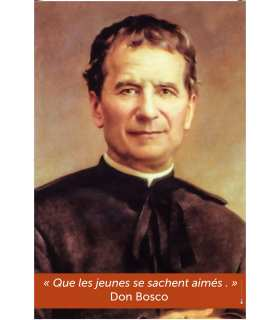 Poster Don Bosco (PO14-0001)