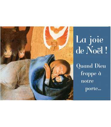 "Poster Grand format ""Noël-Arcabas"" (PO14-0012)"