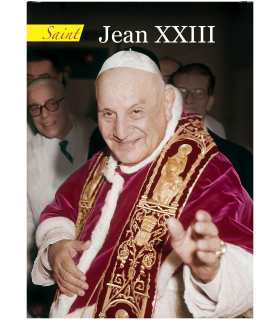 Poster St Jean XXIII (fond normal)