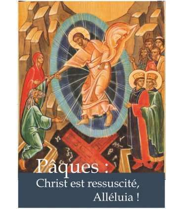 Poster Pâques - Résurrection (PO14-0022)