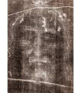 Grand Format «Sainte Face du Linceul de Turin» impression
