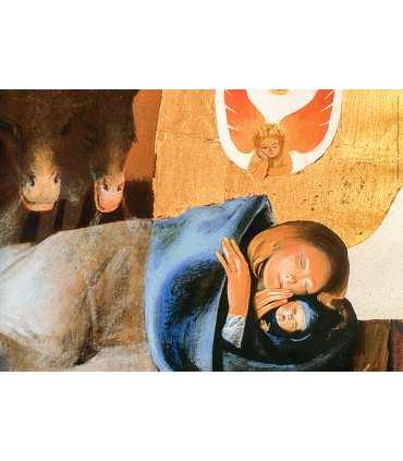 Grand Format «Nativité ARCABAS» impression
