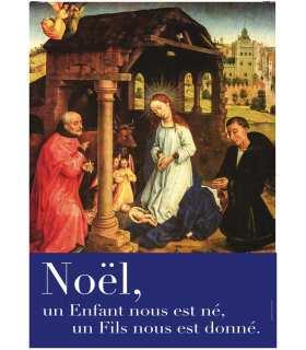 """Poster """"Noël"""" (PO14-0009)"""