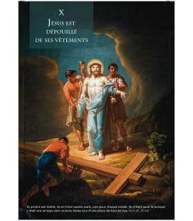 Grand Format Chemin de croix G.Schilling