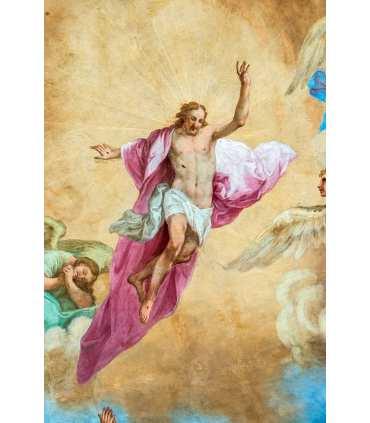 Grand Format Ascension du Christ (Fresque Allemagne)