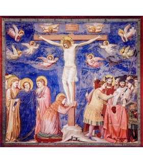 Grand Format Crucifixion de Giotto