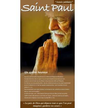 Saint Paul (Série de 11 affiches)