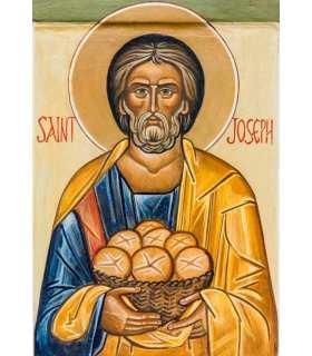 """Carte Prière """"Prière à St Joseph"""" (CA14-0003)"""