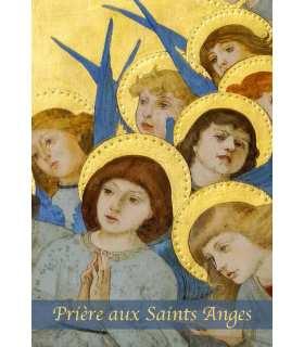 Prayer to the Saints Angels