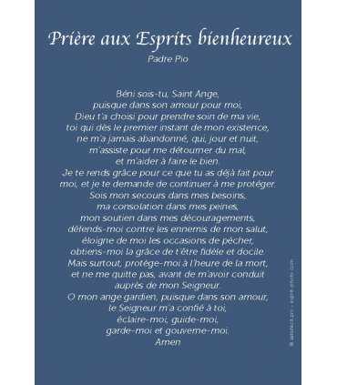 Prière aux Saints Anges