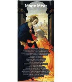 Kakémono liturgique : Magnificat (KM14-0013)
