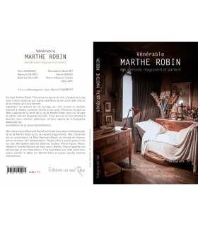 Livre 'Vénérable Marthe ROBIN - Des témoins réagissent et parlent' (eusc-14001)