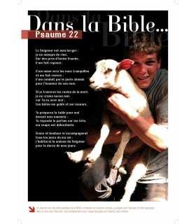 Dans la Bible ... (Série de 12 affiches) (EX13-0005)