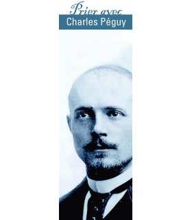 """Lot de 10 Signets """"Prier avec"""" Charles Péguy"""