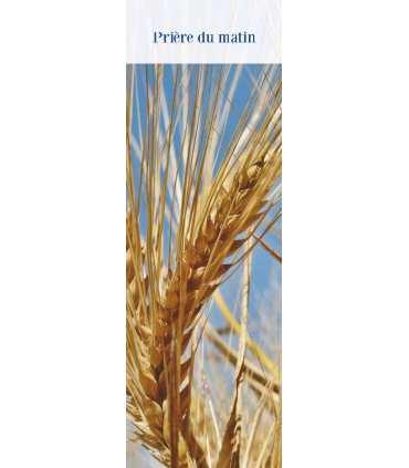 """Signet """"Prière du matin"""" (SAT0055)"""