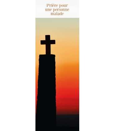 """Signet """"Prière pour une personne malade"""" (SAT0074)"""