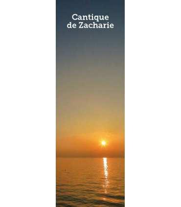 Signet Cantique de Zacharie (SAT0166)
