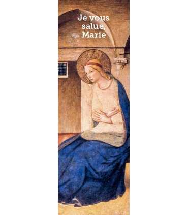 Signet Je vous salue, Marie (SAT0169)