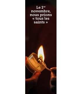 Signet Le 1er novembre, nous prions ´tous les saints´
