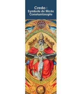 Signet Credo : Symbole de Nicée Constantinople