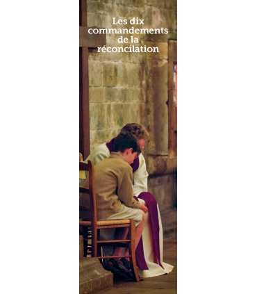 Signet Les dix commandements de la réconciliation