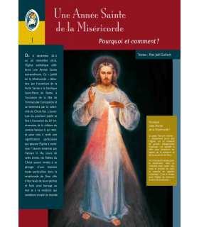 La Miséricorde Divine - Année Jubilaire (Série de 14 affiches)